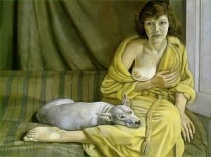freud_girl-white-dog