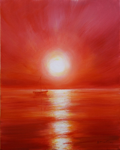 red-sunset