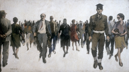 Άνθρωποι στο δρόμο, Ανδρειάδου Τζούλια, 1969